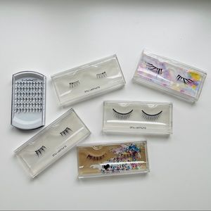 Brand Name Eye Lashes Lot